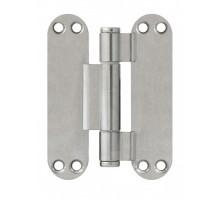 OTLAV CI335150N035 комплект  накладных петель (3 шт),  универсальная, 120х30х21, никель (40 кг)