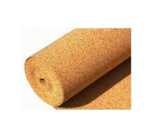 Пробковая подложка в рулонах Amor 4мм (1м х10м х4мм) 10м2 техническая мелкозернистая