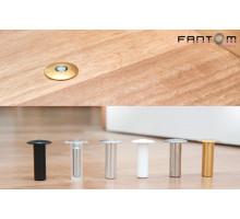 Упор магнитный напольный дверной FANTOM PREMIUM HGT001 Золото