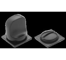 Завертка сантехническая MORELLI LUXURY LUX-WC-SM NERO Цвет - Черный