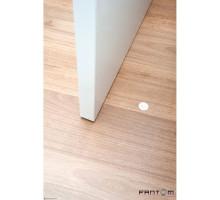 Упор магнитный напольный дверной FANTOM PREMIUM HGT001 Белый