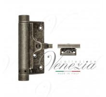 Aldeghi 115FA004 доводчик пружинный античное серебро до 80кг