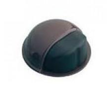 Упор дверной Amig 400-50 коричневый/ черный (клеевой)
