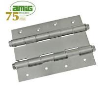 Петля дверная пружинная Amig-3033-180*135*3 INOX 180мм