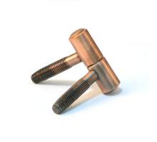 Петля дверная ввертная Apecs 17-13-AC медь 13мм