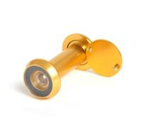Дверной глазок Apecs 5016/50-90-G золото