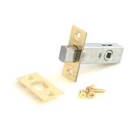 Дверная задвижка Apecs L-0126-G золото
