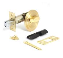 Врезная задвижка Apecs L-0108-GM матовое золото