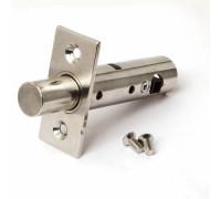 Дверная задвижка Apecs L-0260-CR хром для металлических дверей