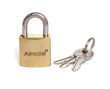 Навесной замок Apecs PDB-01-32