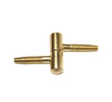 Петля дверная ввертная Apecs 17-13-G золото 13мм