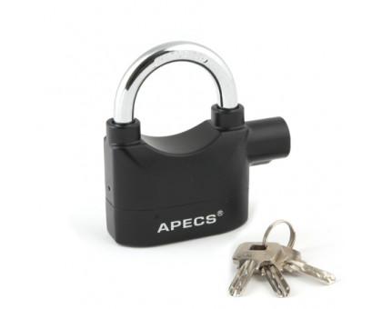 Навесной замок Apecs PDZ-67-70-Blister с сигнализацией