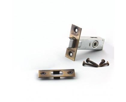 Дверная задвижка Apecs L-0126-AB бронза