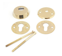Броненакладка Apecs Protector Basic-K-G накладная золото для цилиндра со штоком