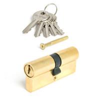 Цилиндровый механизм Avers EL-70-G золото ключ/ключ