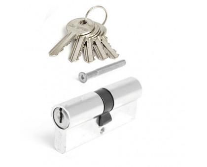 Цилиндровый механизм Avers EL-70-NI никель ключ/ключ