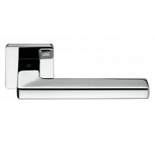 Дверная ручка Colombo Esprit BT11 RSB на розетке (полированный хром)