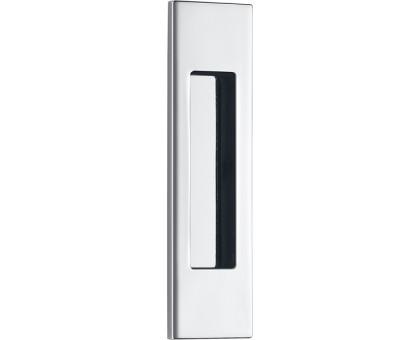 Ручка для раздвижных дверей Colombo ID411 полированный хром 1 шт.
