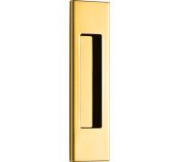 Ручка для раздвижных дверей Colombo ID411 полированная латунь 1 шт.
