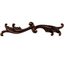 Мебельная ручка Corona 0011 античная бронза