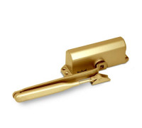Доводчик Dorma TS-77 EN3 (золото) до 80кг