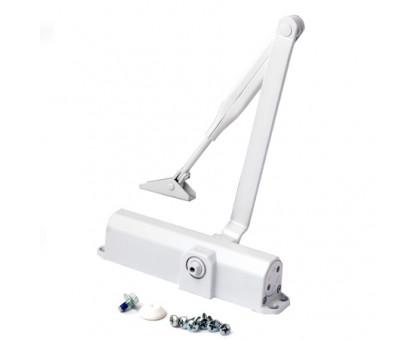 Доводчик Dorma TS-Compakt EN2-3-4 (белый) от 40кг до 120кг
