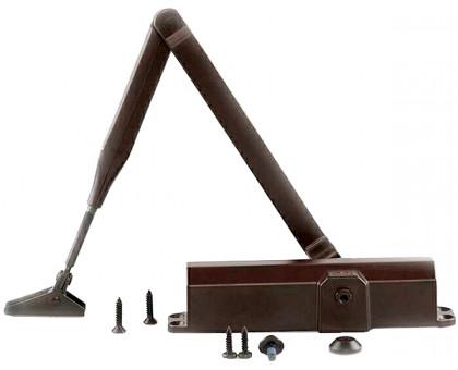 Доводчик Dorma TS-Compakt EN2-3-4 (коричневый) от 40кг до 120кг
