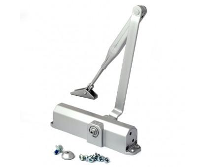 Доводчик Dorma TS-Compakt EN2-3-4 (серебро) от 40кг до 120кг