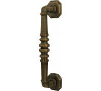Дверная ручка скоба Forme Atlas 759 матовая бронза (1 шт.)