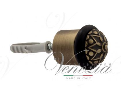 Упор дверной Fratelli Cattini F4 матовая бронза