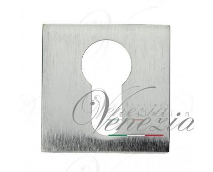 Накладка под цилиндр Fratelli Cattini CYL-8 матовый хром