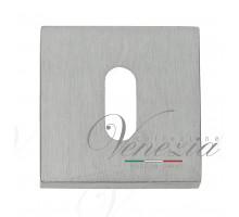 Накладка под ключ буратино Fratelli Cattini KEY-8 матовый хром