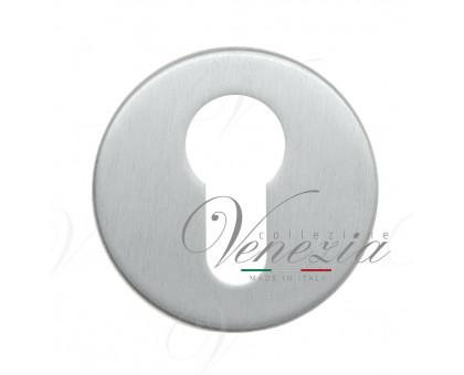Накладка под цилиндр Fratelli Cattini CYL-7 матовый хром