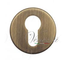 Накладка под цилиндр Fratelli Cattini CYL-7 матовая бронза