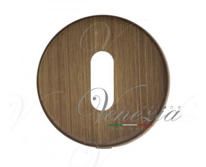 Накладка под ключ буратино Fratelli Cattini KEY-7 матовая бронза