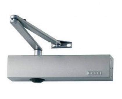 Дверной доводчик Geze TS-4000 EN1-6 серебро от 20кг до 140кг