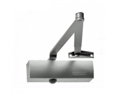 Дверной доводчик Geze TS-1500 EN3-4 серебро от 60кг до 120кг