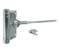 Доводчик морозостойкий пружинный IBFM 91003 до 60 кг бихром