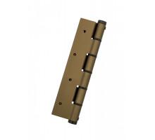 Петля дверная пружинная Justor SA180 5814.03 бронза одинарная 180мм
