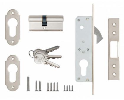 Замок врезной Kale Kilit 201 (20mm) c цил 68мм ключ/ключ