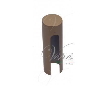 Колпачок LaFlorida 485RM1XC.01 для ввертных петель 14мм антич. бронза 1 шт.
