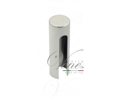 Колпачок LaFlorida 485RM1XK.01 для ввертных петель 14мм полир. хром 1 шт.