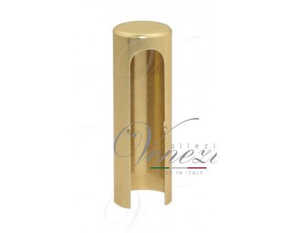 Колпачок LaFlorida 485RM1XL.01 для ввертных петель 14мм полиров латунь 1 шт.