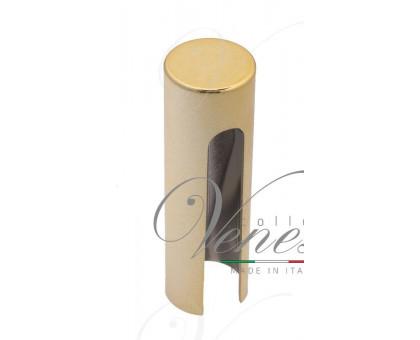 Колпачок LaFlorida 485RP1XL.01 для ввертных петель 16мм полиров. латунь 1 шт.