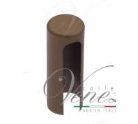 Колпачок LaFlorida 485RP1XC.01 для ввертных петель 16мм антич. бронза 1 шт.