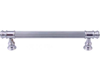 Мебельная ручка Melodia 890 полированный хром 128мм