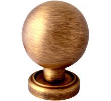 Дверная ручка кноб Melodia Sfera 261 60мм матовая бронза