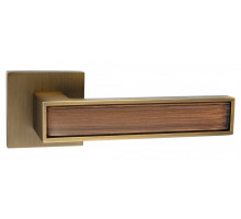 "Ручка дверная ORO&ORO ""928-13"" TCF кофе TIGER"