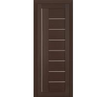 Дверь межкомнатная Profil Doors 17Х цвет венге мелинга