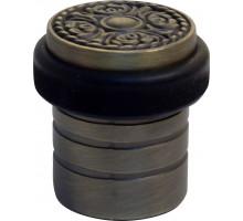 Упор дверной Protect EM-8030 антич. матовая бронза